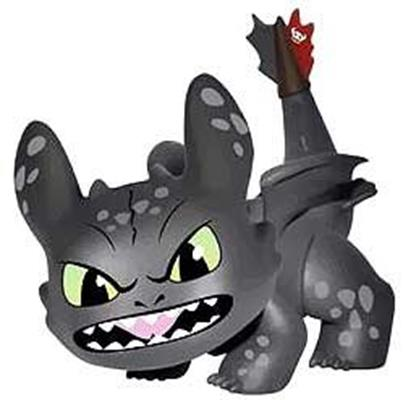 Mystery Minis How To Train Your Dragon 2 Toothless (Crouch/Angry) Icon Thumb