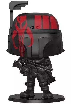 Funko Pop! Star Wars Boba Fett (Black Red)