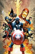 Marvel Comics Civil War (2006 - 2007) Civil War (2006) #1 (Turner Variant)