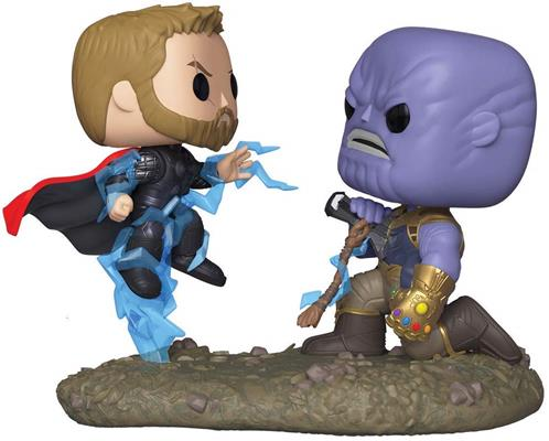 Funko Pop! Marvel Thor vs. Thanos