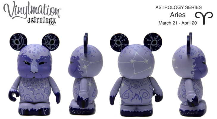 Vinylmation Open And Misc Astrology Aries