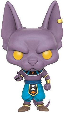 Funko Pop! Animation Beerus Icon Thumb
