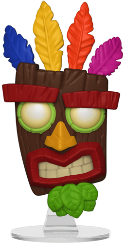 Funko Pop! Games Aku Aku