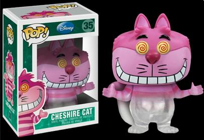 Funko Pop! Disney Cheshire Cat (Faded) Stock