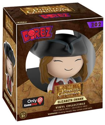 Dorbz Movies Elizabeth Swann Stock