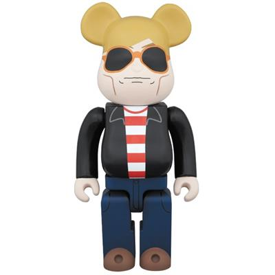 Be@rbrick Andy Warhol 60's Style 1000% Icon