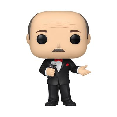 Funko Pop! Wrestling Mean Gene Okerlund Icon