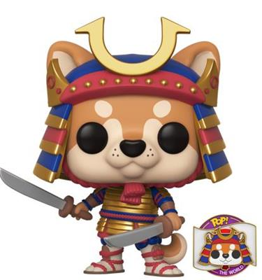 Funko Pop! Around The World Toshi