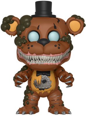 Funko Pop! Books Twisted Freddy