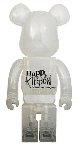 Be@rbrick Misc Happy Ribbon 1000%