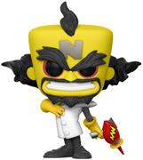 Funko Pop! Games Dr. Neo Cortex