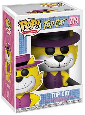 Funko Pop! Animation Top Cat Stock