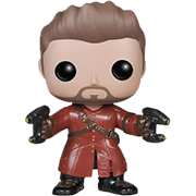 Funko Pop! Marvel Star-Lord (Unmasked)