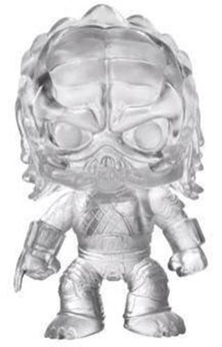 Funko Pop! Movies Predator (Clear)