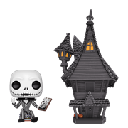 Funko Pop! Town Jack with Jack's house
