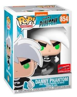 Funko Pop! Animation Danny Phantom Stock Thumb