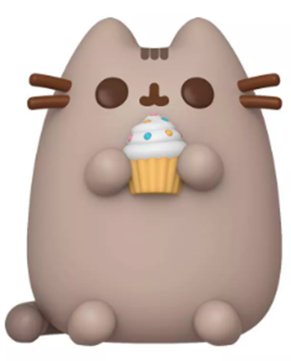 Funko Pop! Other Pusheen w/ Cupcake Icon
