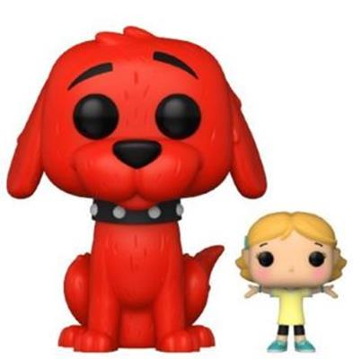 Funko Pop! Books Clifford With Emily Elizabeth