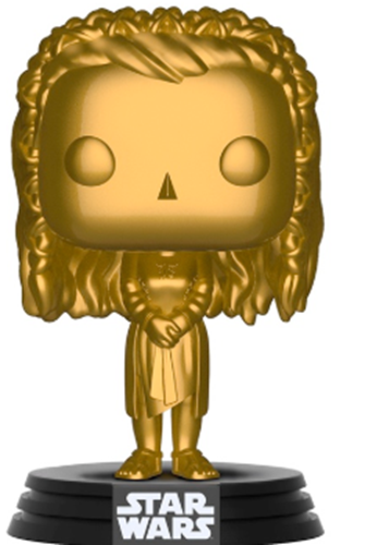 Funko Pop! Star Wars Princess Leia (Gold)