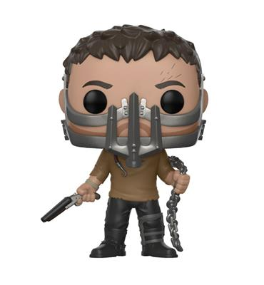 Funko Pop! Movies Max (w/ Cage Mask) Icon