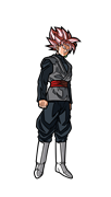 FiGPin Dragon Ball Super Super Saiyan Rosé Goku Black