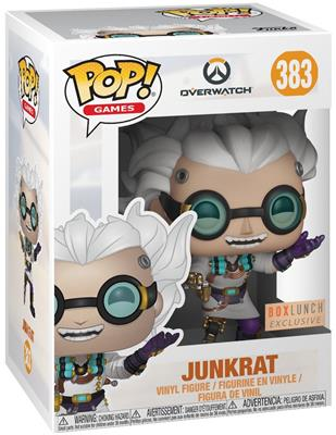 Funko Pop! Games Junkrat Stock