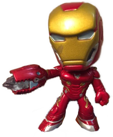 Mystery Minis Avengers: Infinity War Iron Man (w/ Shield) Icon