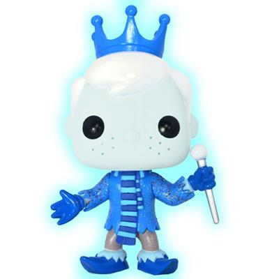 Funko Pop! Freddy Funko Snow Miser (Glow in the Dark)