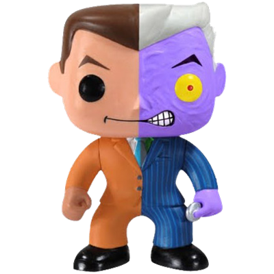 Funko Pop! Heroes Two-Face Icon