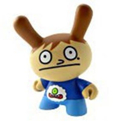 Kid Robot Blind Boxes 2-Faced Series 2 Zoltan Stock