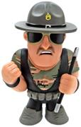 Mystery Minis WWE Series 2 Sgt. Slaughter