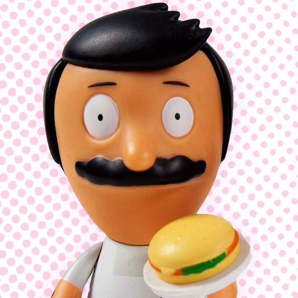 Kid Robot Blind Boxes Bob's Burgers