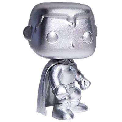 Funko Pop! Heroes Superman (Silver)
