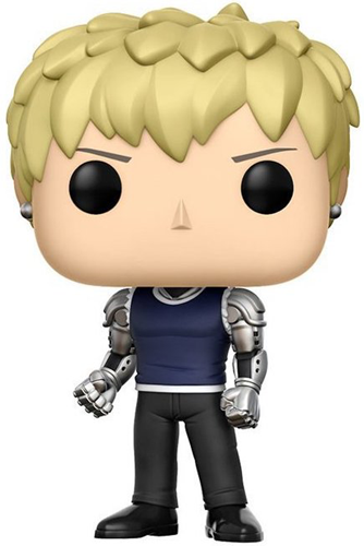 Funko Pop! Animation Genos Icon