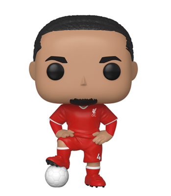 Funko Pop! Football Virgil Van Dijk