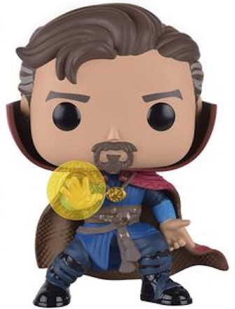 Funko Pop! Marvel Doctor Strange (w/ Rune)
