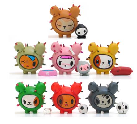 Tokidoki Cactus Pups Series 1 Bastardino Jr Stock Thumb