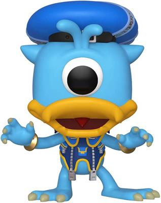 Funko Pop! Games Donald Duck (Monster's Inc.)
