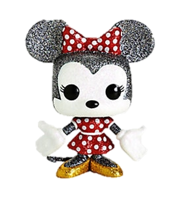 Funko Pop! Disney Minnie Mouse DIAMOND