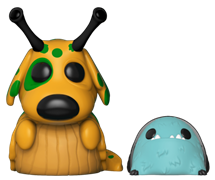 Funko Pop! Monsters Slog (w/ Grub)