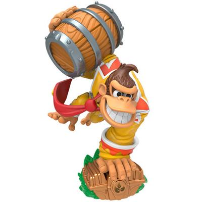 Amiibo Skylanders: SuperChargers Turbo Charge Donkey Kong (light)