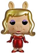 Funko Pop! Muppets Miss Piggy (Metallic)