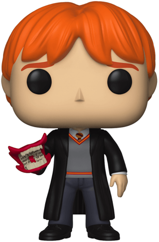 Funko Pop! Harry Potter Ron Weasley (w/ Howler) Icon Thumb