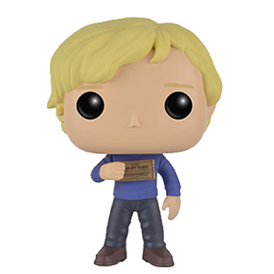 Funko Pop! Movies Charlie Bucket Icon