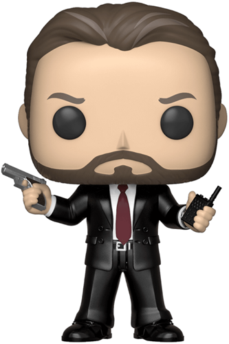 Funko Pop! Movies Hans Gruber
