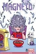 Marvel Comics Magneto (2014 - Present) Magneto (2014) #1 (Young Variant)
