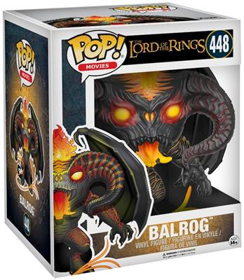 "Funko Pop! Movies Balrog - 6"" Stock"