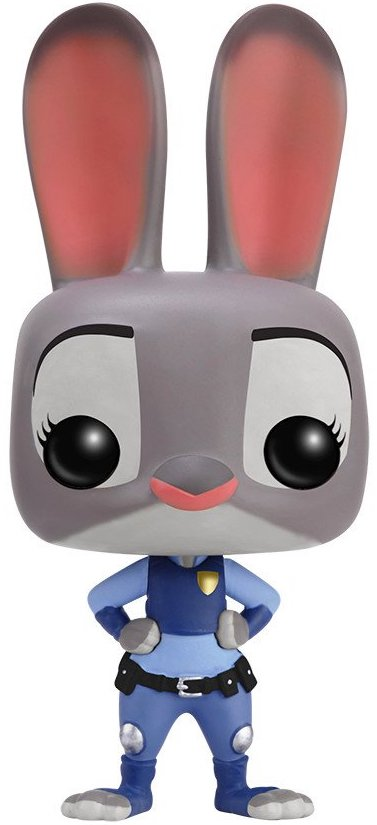 Funko Pop! Disney Judy Hopps
