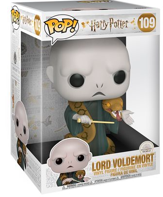 Funko Pop! Harry Potter Voldemort With Nagini (10 Inch) Stock