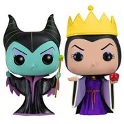 Funko Pop! Minis Maleficent & Evil Queen